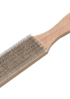 Steel File Cleaning Brush 250mm - LES037201 5