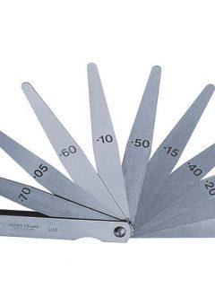 Safe & Sure® Feeler Gauge's 4in - MAW911 11