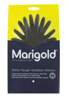Extra Tough Outdoor Gloves - Medium (6 Pairs) 7