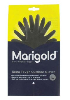 Extra Tough Outdoor Gloves - Large (6 Pairs) 6