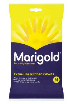 Extra-Life Kitchen Rubber Gloves - Medium (6 Pairs) 4