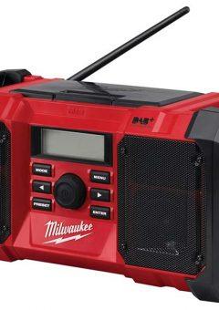 M18 JSRDAB-0 DAB Digital Jobsite Radio 18V Bare Unit 8