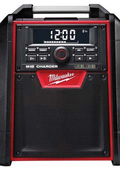 M18 RC-0 Radio Charger 240V & 18V Li-ion Bare Unit 7