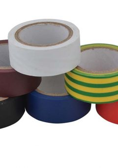 Electrical Tape (6 Colour Pack) 19mm x 3.5m 3