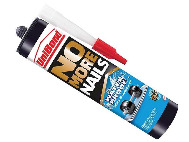 No More Nails Waterproof Interior / Exterior - Solvent Free 300ml 1