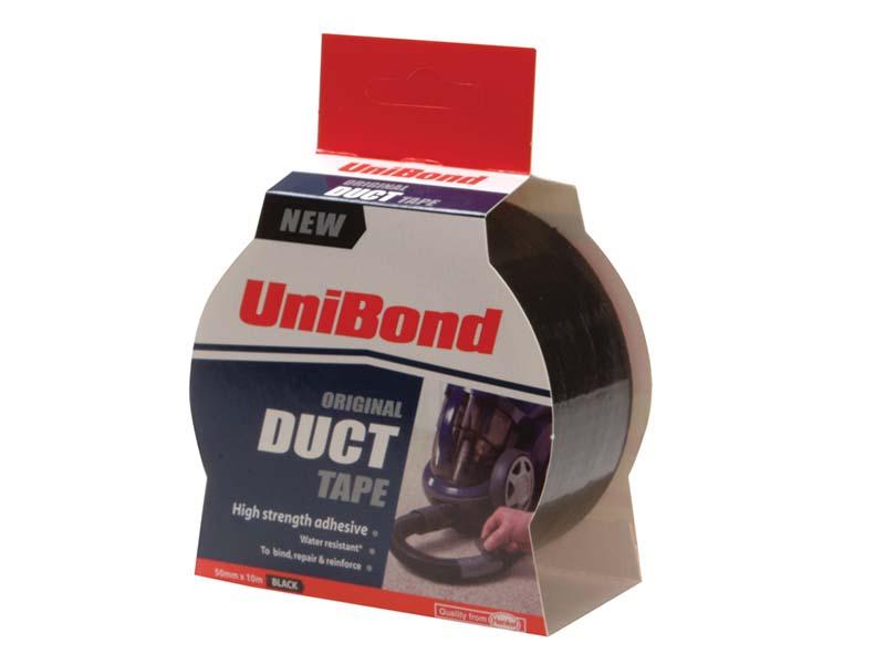 Duct Tape Black 50mm x 25m 1