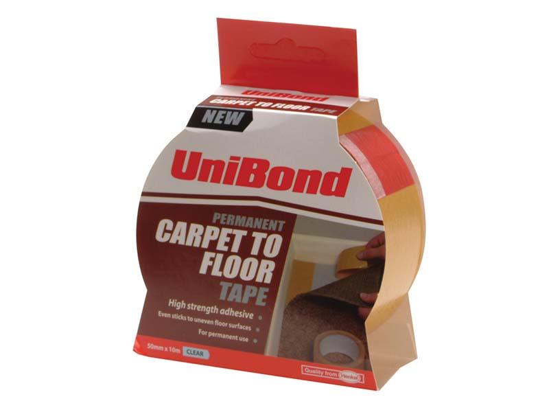 Carpet Tape Permanent 50mm x 10m 1