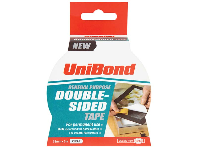 Double Sided Tape 38mm x 5m 1