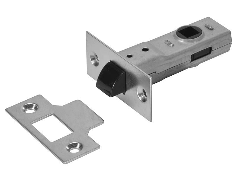 Y2600 Tubular Latch Essentials Zinc Plated 79mm 3in Visi 1