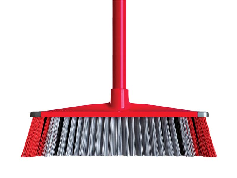 3 Action Broom & Handle 33cm in stock at Builders SuperStore - get yours today!