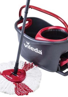 EasyWring & Clean Turbo Spin Mop & Bucket 9