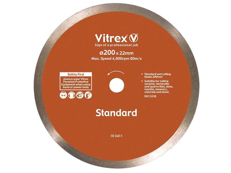 Diamond Blade Standard 200mm 1