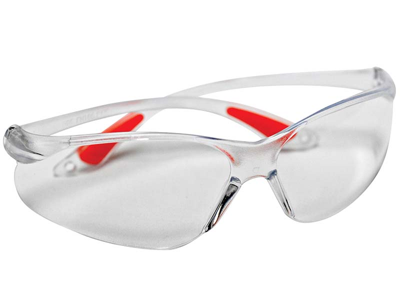 Premium Safety Glasses - Clear 1