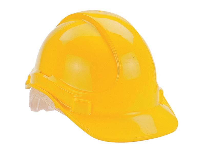 Safety Helmet - Yellow 1