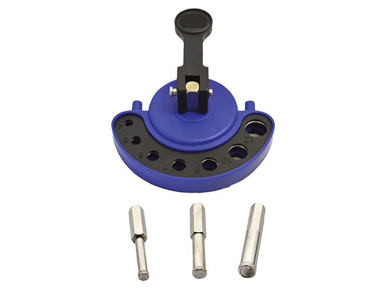 WAXDK001 Dry Cut Diamond Drill Kit 3 Piece 1