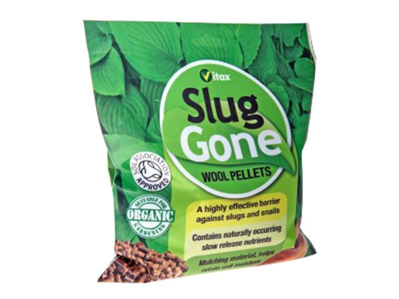 Slug Gone Wool Pellets 3.5 Litre 1