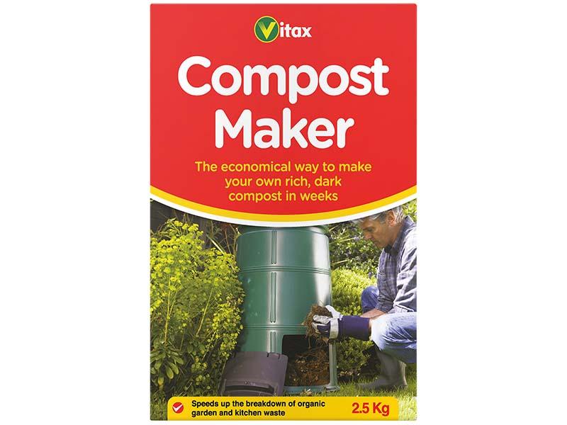 Compost Maker 2.5kg 1