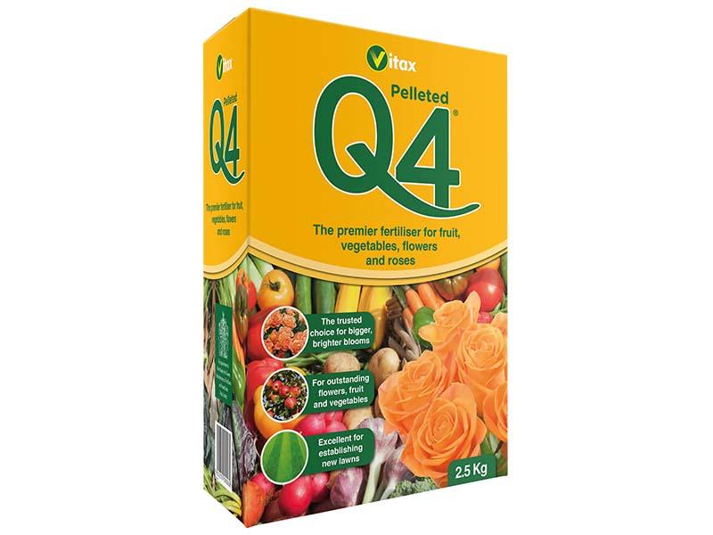 Q4 Fertilizer 0.9kg 1