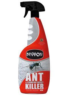 Nippon Ant Killer Ready To Use Spray 750ml 12
