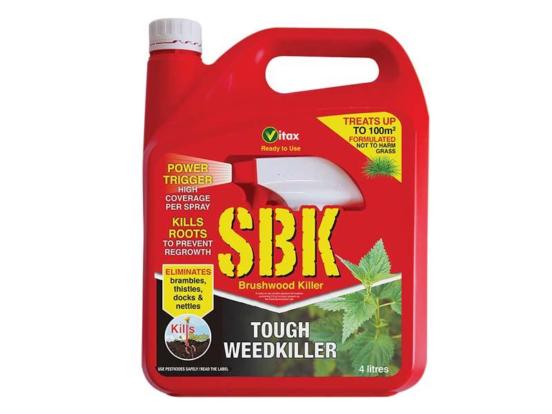 SBK Brushwood Killer Ready To Use 4 Litre 1
