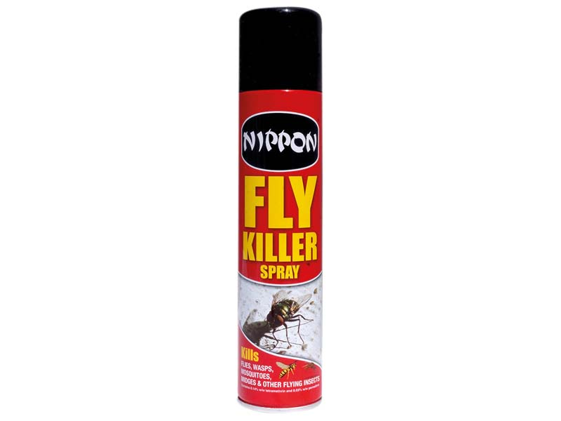 Nippon Fly & Wasp Killer 300ml 1