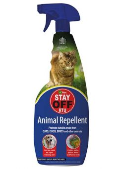 Stay Off Ready To Use Spray 750ml 3