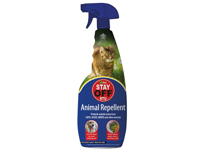Stay Off Ready To Use Spray 750ml 1
