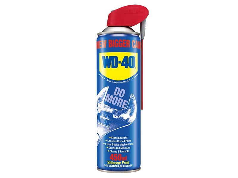 WD40 WD-40 Multi-Use Maintenance Smart Straw 450ml 1