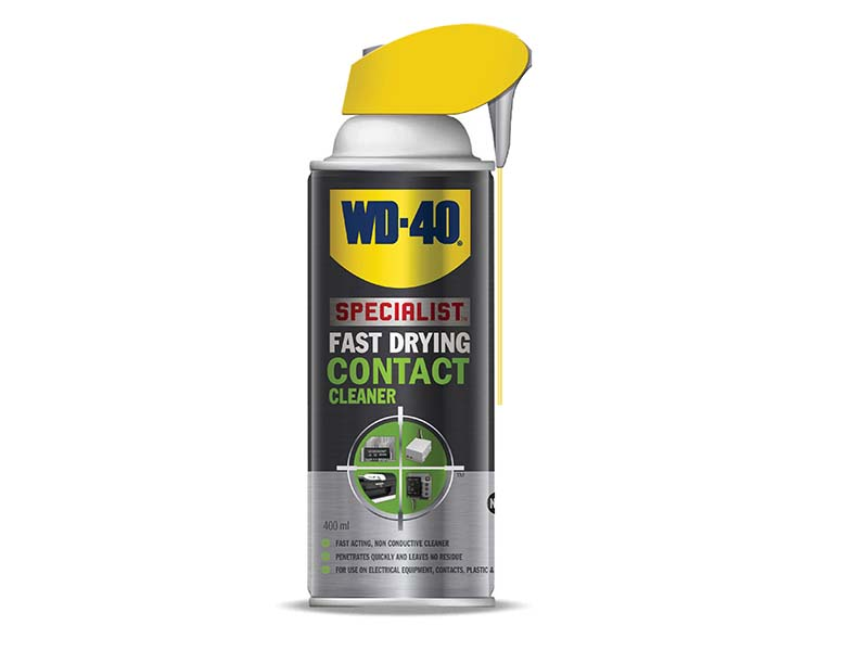 WD-40 Specialist Contact Cleaner Aerosol 400ml 1