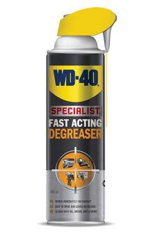 WD-40 Specialist Degreaser Aerosol 500ml 9