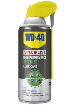 WD-40 Specialist High Performance PTFE Lubricant Aerosol 400ml 7