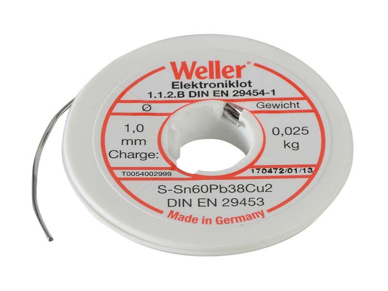 EL60/40-25 Electronic Solder Resin Core 25g 1