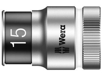 8790 HMC HF Zyklop Bolt Holding Socket 1/2in Drive x 15mm Hex 1