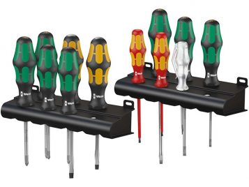 Kraftform Plus XXL 1 Artisan Screwdriver Set of 12 SL/PH/PZ 1