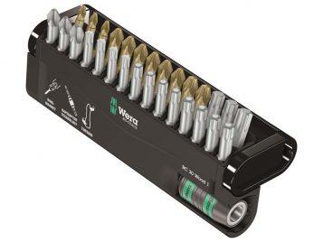 Bit-Check 30 Wood 1 Torsion Set of 30 PZ PH TX 1