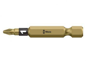 855/4 BTH BiTorsion Pozidriv PZ2 Insert Bit Extra Hard 50mm Pack 10 1
