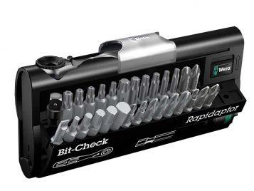 8001A Bit Ratchet Bit Check Set 31 Piece Metric 1/4in Drive 1