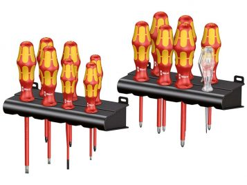 Kraftform Plus Bigpack 100 VDE Screwdriver Set of 14 SL/PH/PZ/TX 1