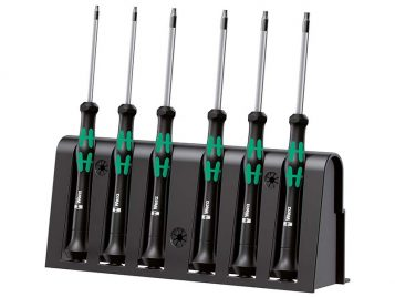 Kraftform 2067 Micro Screwdriver Set of 6 TX 1