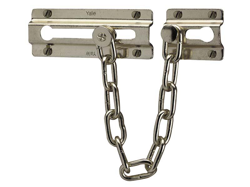 P1037 Door Chain Chrome Finish 1