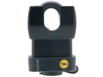 Y221 52mm Weatherproof Padlock Closed Shackle 1