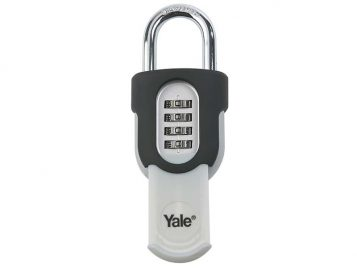 Y879 Combi Padlock with Slide Cover 50mm 1