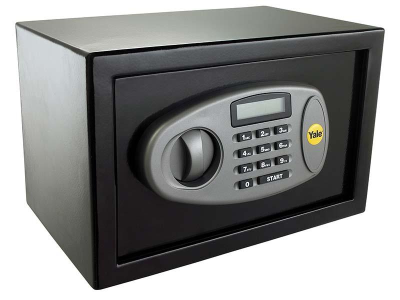 Medium Digital Safe 25cm 1