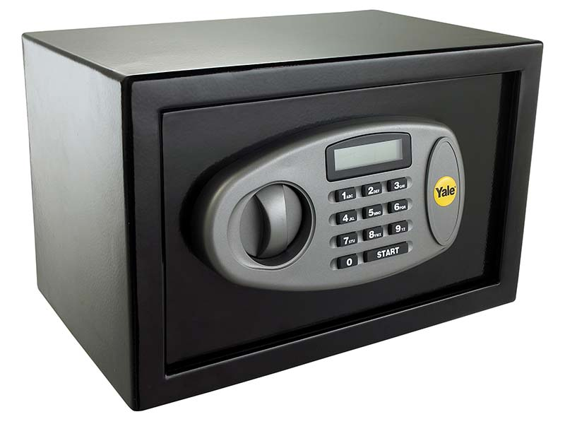 Small Digital Safe 1