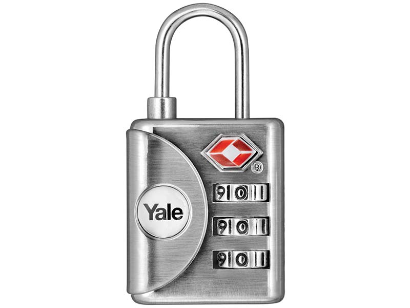YTP1 TSA Combination Padlock 32mm 1