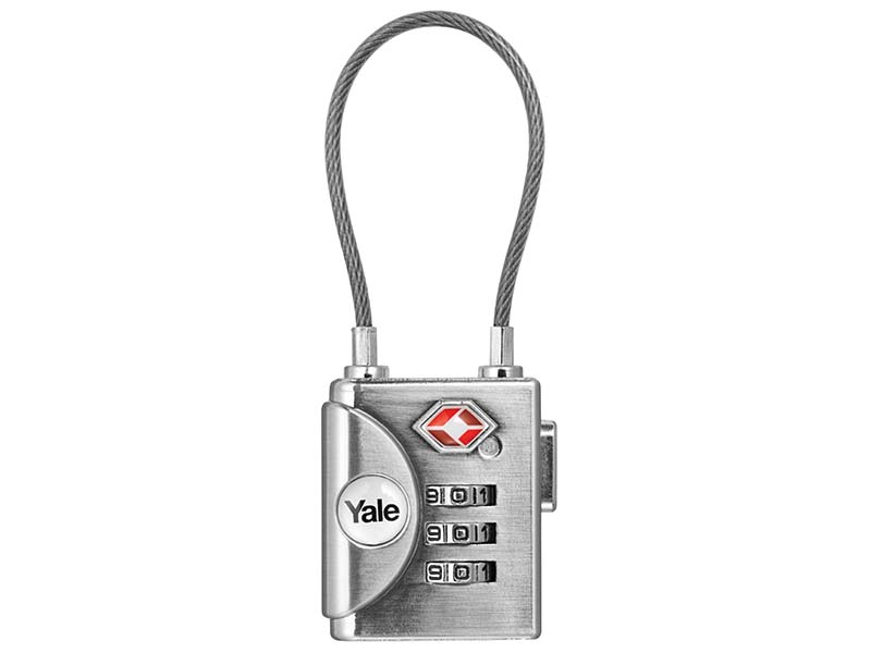 YTP3 TSA Soft Shackle Padlock 32mm 1
