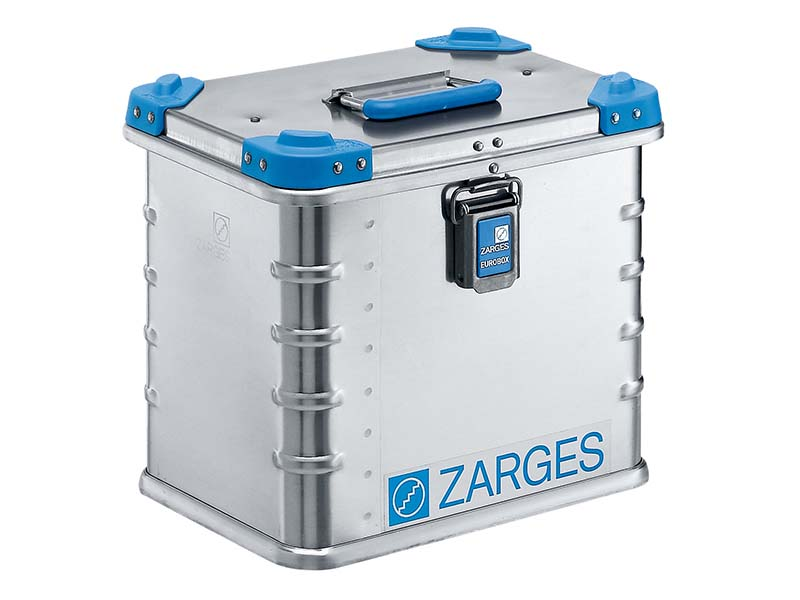40700 Eurobox Aluminium Case 350 x 250 x 310mm (Internal) 1