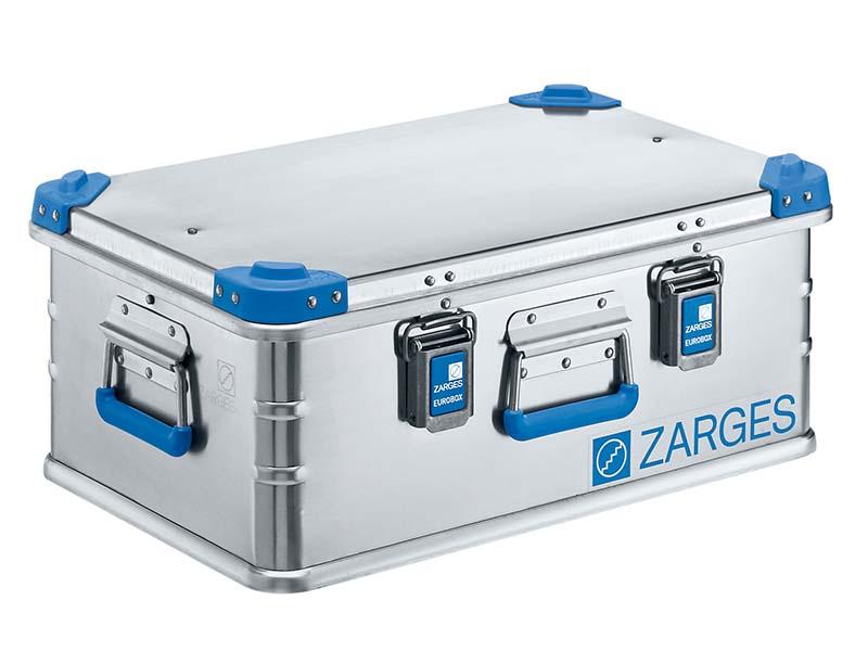 40701 Eurobox Aluminium Case 550 x 350 x 220mm (Internal) 1