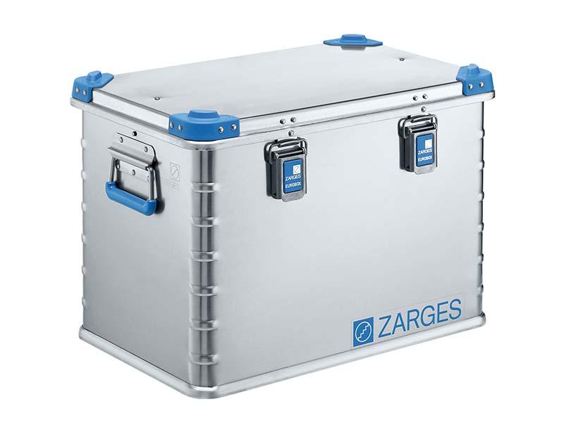 40703 Eurobox Aluminium Case 550 x 350 x 380mm (Internal) 1