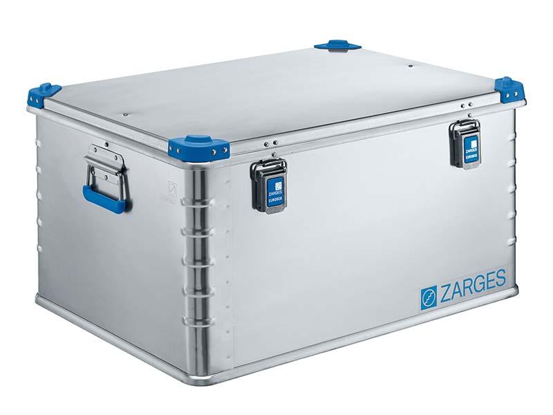 40705 Eurobox Aluminium Case 750 x 550 x 380mm (Internal) 1